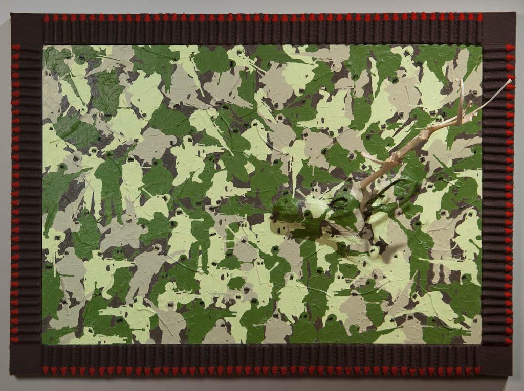 diane-dubeau-camouflage-armé-tableaux-de-chasse