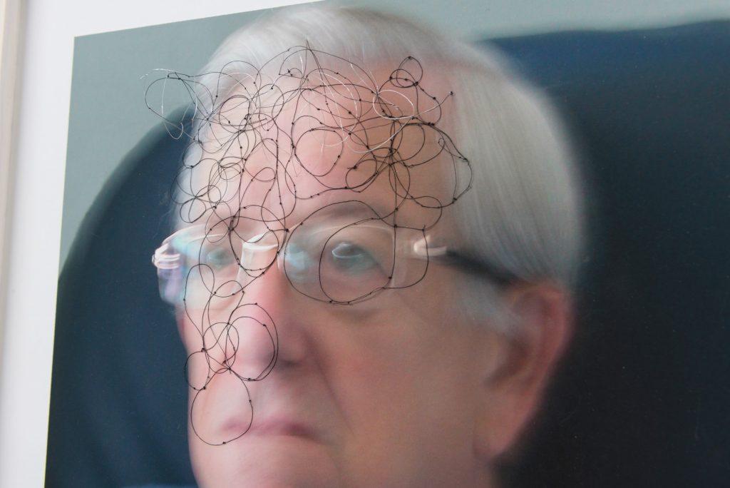 Triptyque, les enchevêtrements du cerveau et du ciel, mon père a dit, Diane Dubeau Projet sur la démence