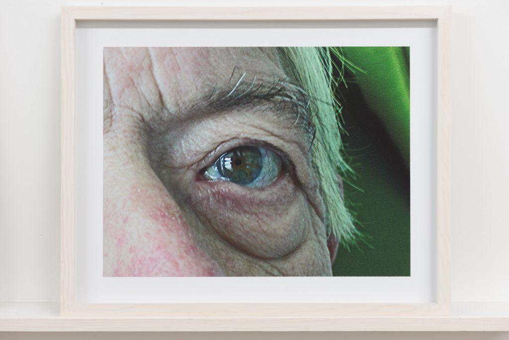 Diane Dubeau L'œil de mon père, projet sur la démence